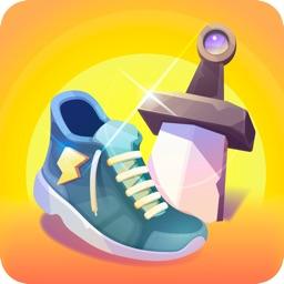 Fitness RPG - Walking games