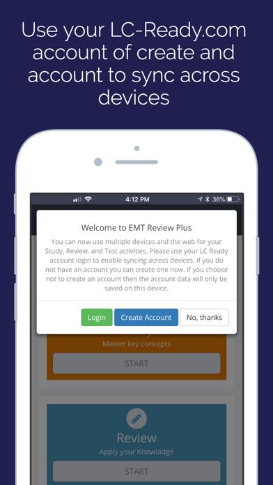 Emt Review Plus review screenshots