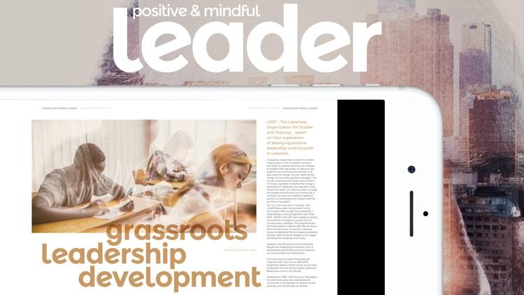 positive & mindful leader