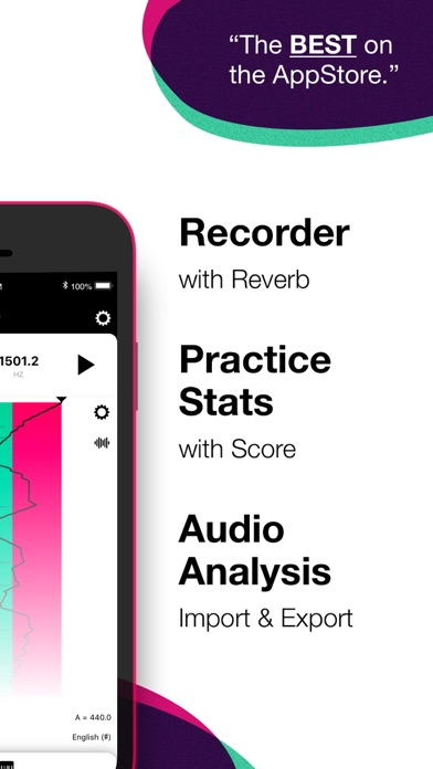 Tunable: Music Practice Tools Screenshots