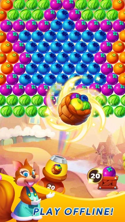 Bubble Story: Bubble Shooter 3 screenshot-3