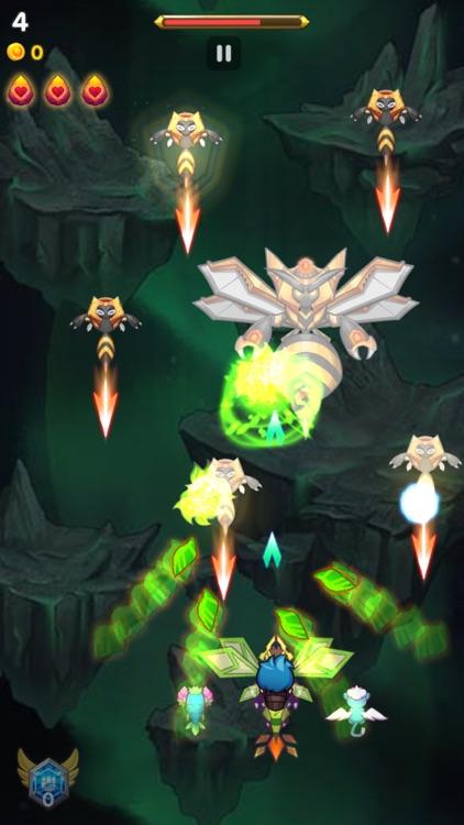 Sky Champ: Monster Attack screenshot-8