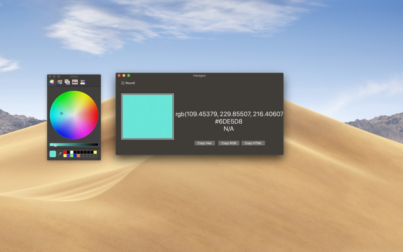Hexagon for Mac
