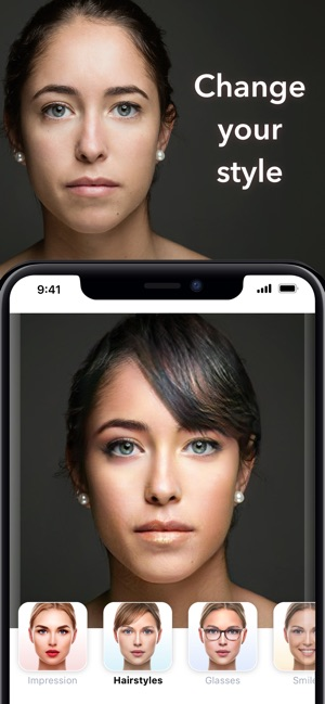 FaceApp - AI Face Editor on the App Store