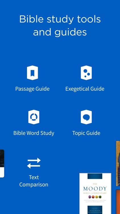 Logos Bible Study Tools screenshot-4