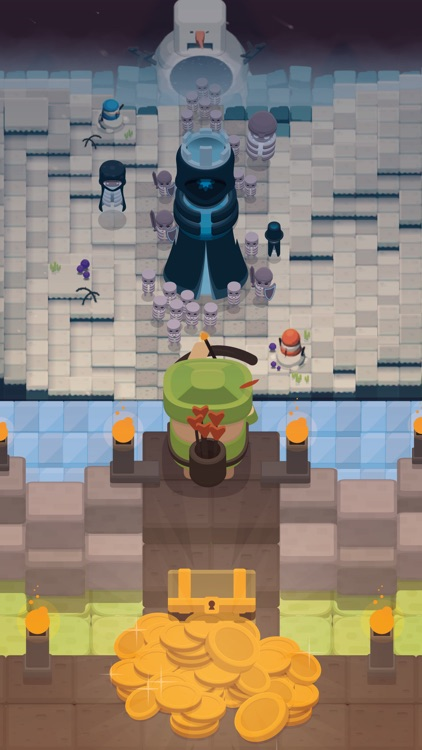 Idle Tower Heroes screenshot-4