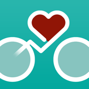 iBiker | Indoor and Outdoor Cycling & Heart Rate Monitor Training icon