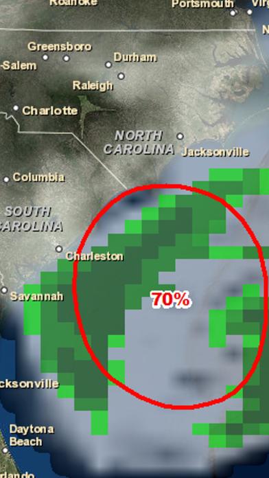 Hurricane Tracker Proのおすすめ画像4