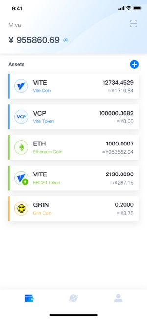 Vite Multi-Chain Wallet on the App Store