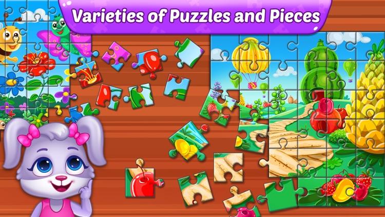 Puzzle Kids - Jigsaw Puzzles screenshot-5
