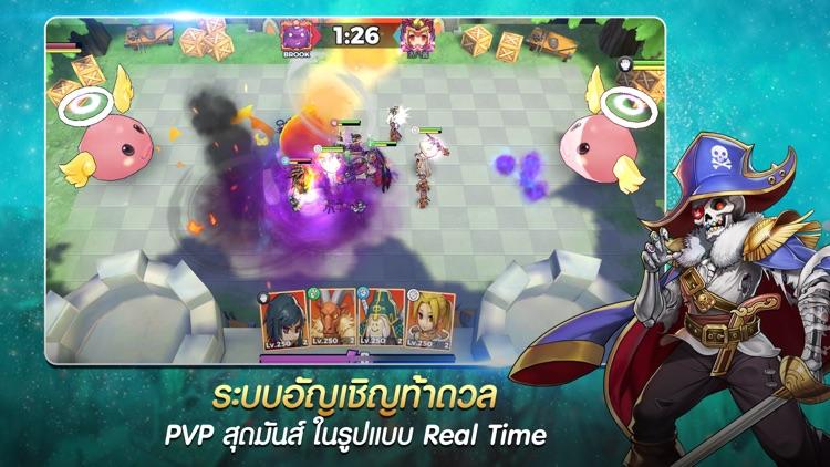 Ragnarok Tactics:Legendary War screenshot-3