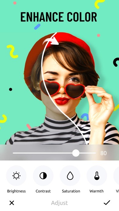 InSnap–Cartoon&Fashion Selfie Screenshot