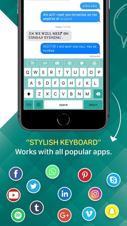 Stylish Text screenshot-6