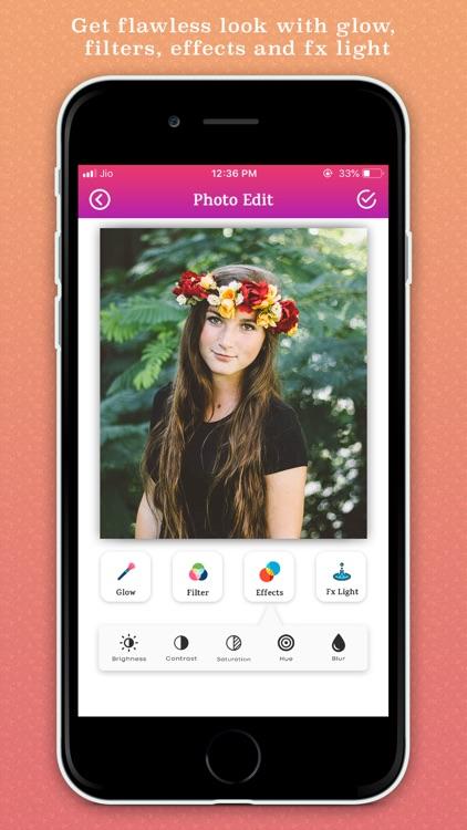 Makeover - Women Photo Editor screenshot-3