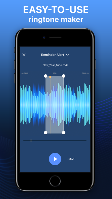 download Ringtones for iPhone! apps 2