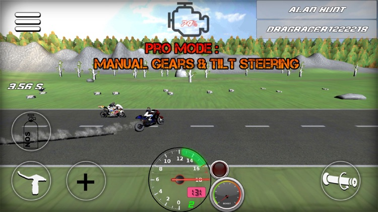 Drag Bikes - Motorbike edition screenshot-0