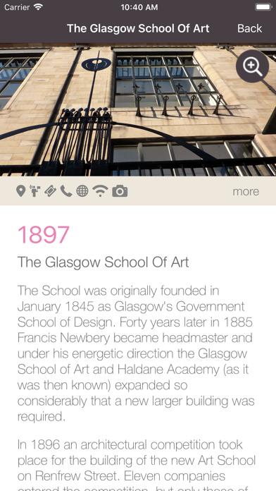 Go Glasgow screenshot two