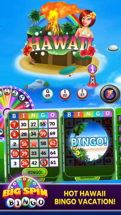 Big Spin Bingo|Best Bingo Game screenshot-5