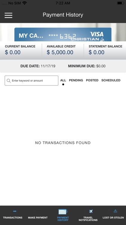 CFCU Credit screenshot-4