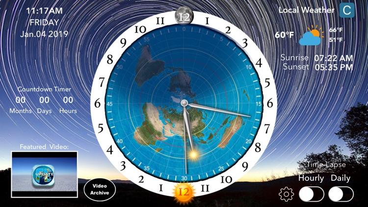 Flat Earth Sun, Moon & Zodiac screenshot-5