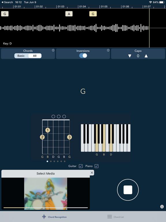 Screenshot #4 pour Chord AI