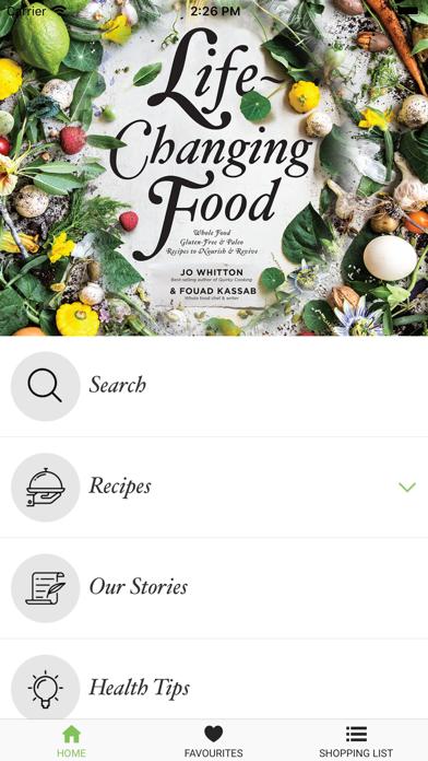 Life-Changing Food