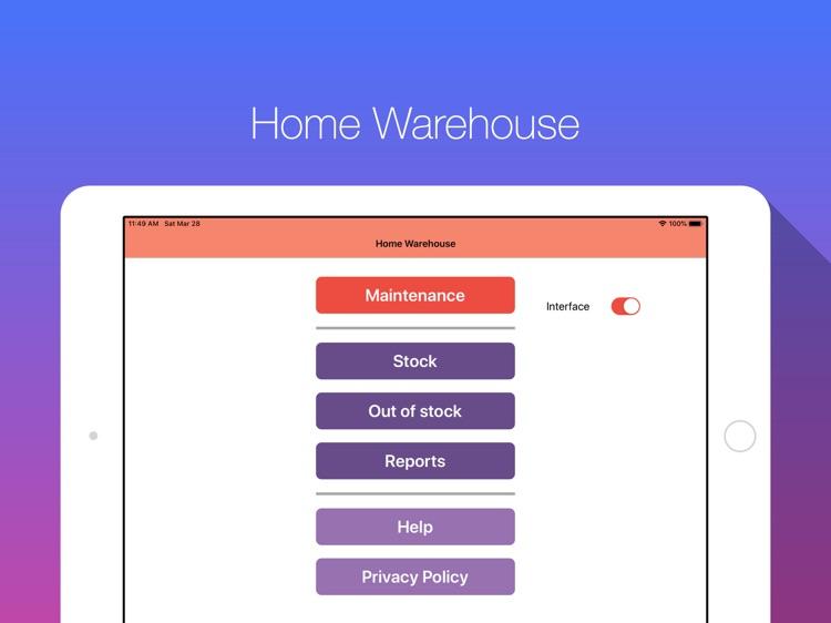 Home Warehouse