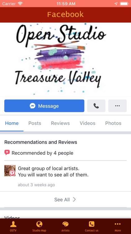 Open Studio Treasure Valley