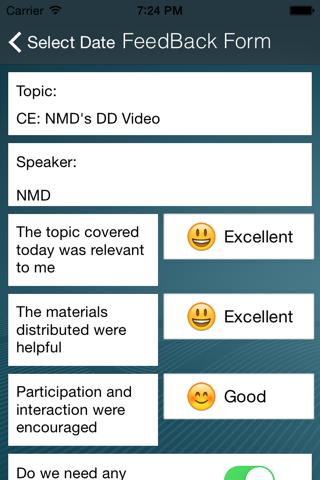 NDA Mobile - náhled