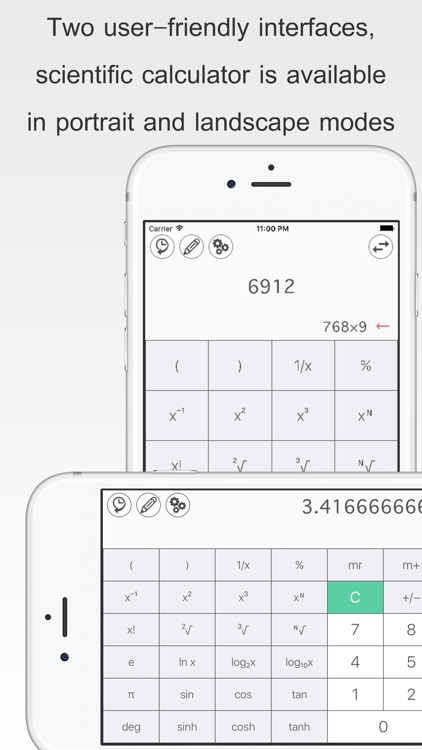 scientific Calculator S+