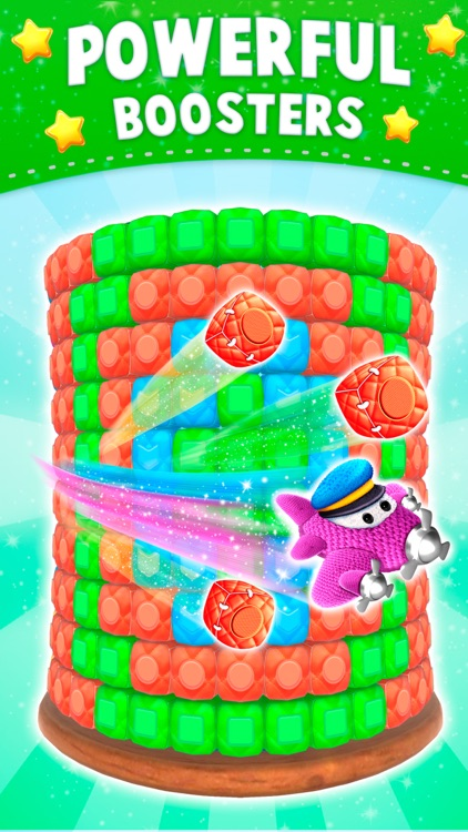 Wooly Blast: Top match-3 game screenshot-4