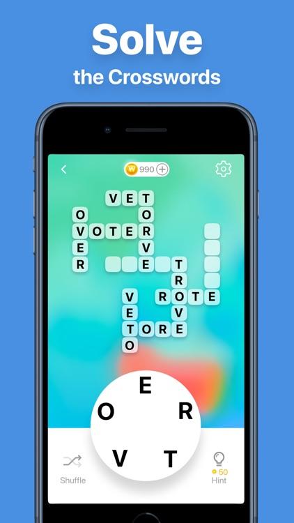 Words - Crossword Puzzle