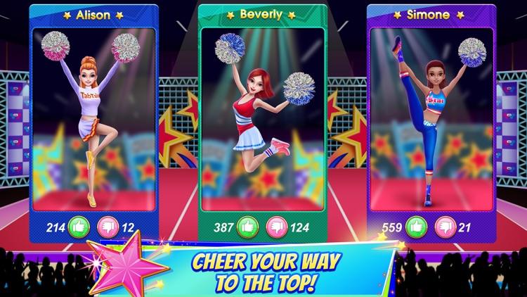 Cheerleader Champion Dance Off screenshot-3