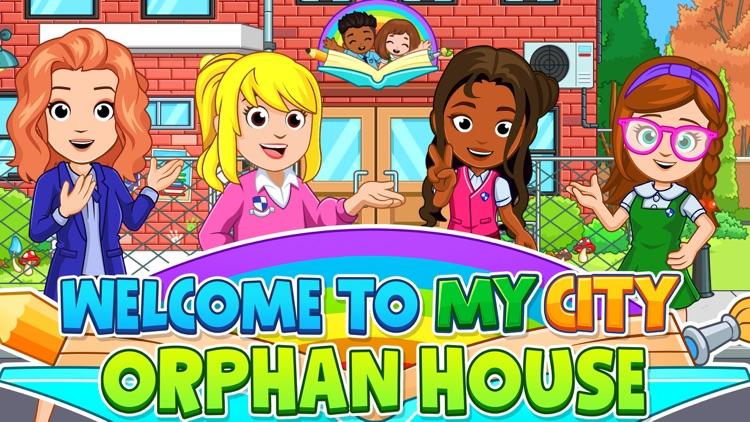 My City : Orphan House screenshot-0