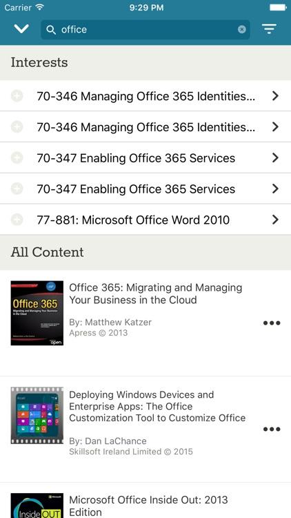 Skillsoft Learning App screenshot-3