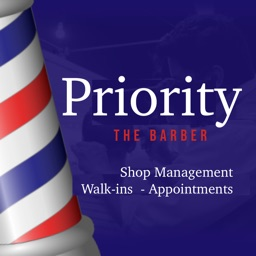 PRIORITY #1 Barber Booking App