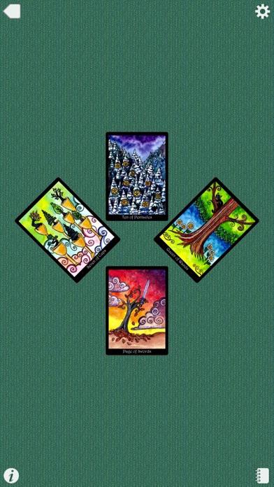 Tarot of Treesのおすすめ画像5