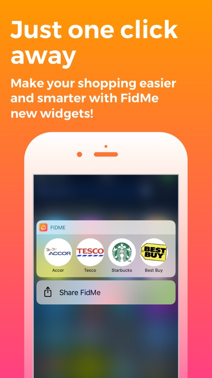 FidMe - Loyalty Cards & Deals screenshot-8