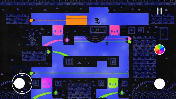Hue: A color adventure screenshot-6