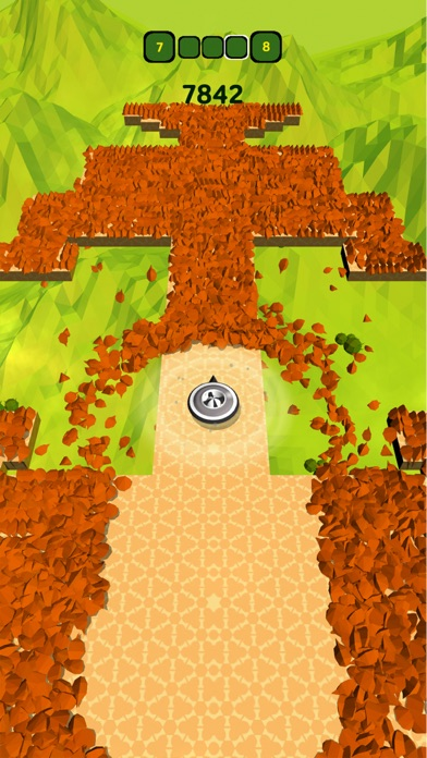 Leaf Blower 3D screenshot 1