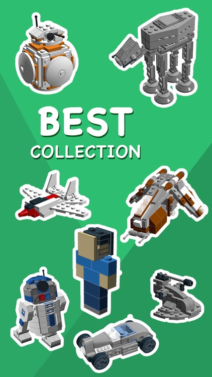Mega Bricks: new creations Hub