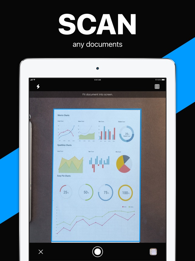 Scanner App: PDF Docs Scan Screenshot