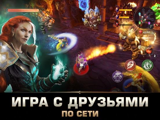 Dungeon Hunter 5 для iPad