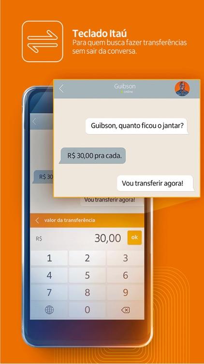 Banco Itaú - sua conta no app