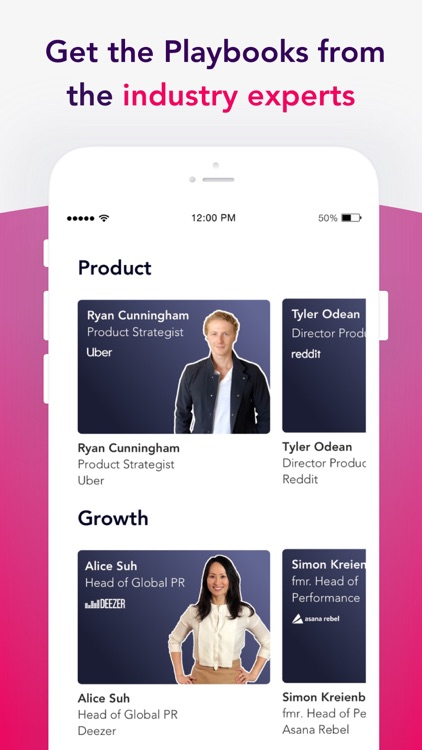 Playbook: Build a Startup screenshot-3