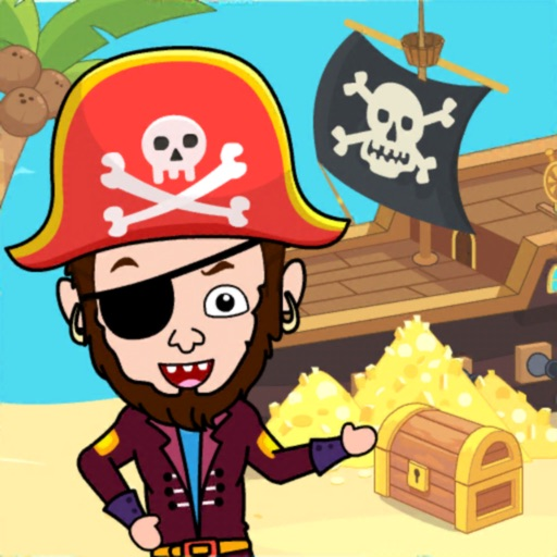 My Pirate Town - Island Games