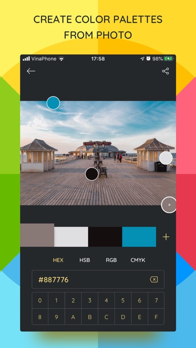 iColors - Colors picker screenshot 2