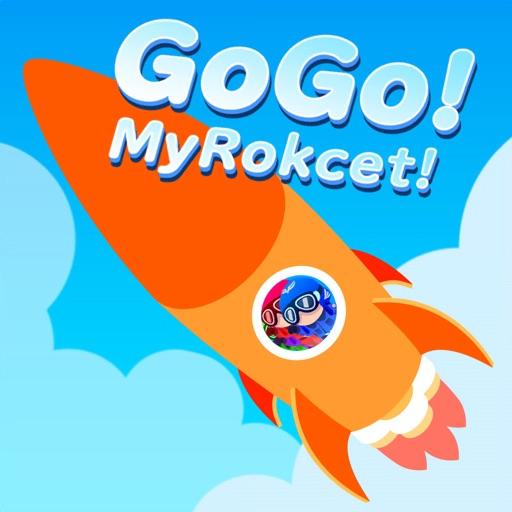 GoGoMyRocket - Idle Rocket Fly