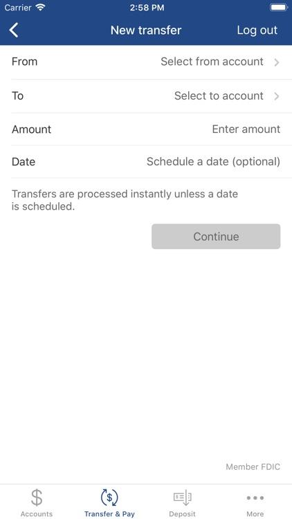 Mobile Banking / SNB of Omaha screenshot-4