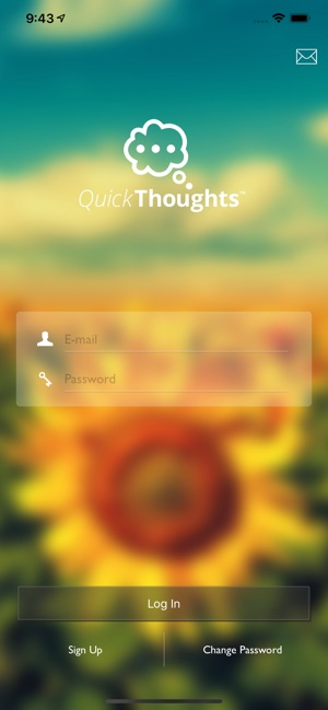 quick thoughts register